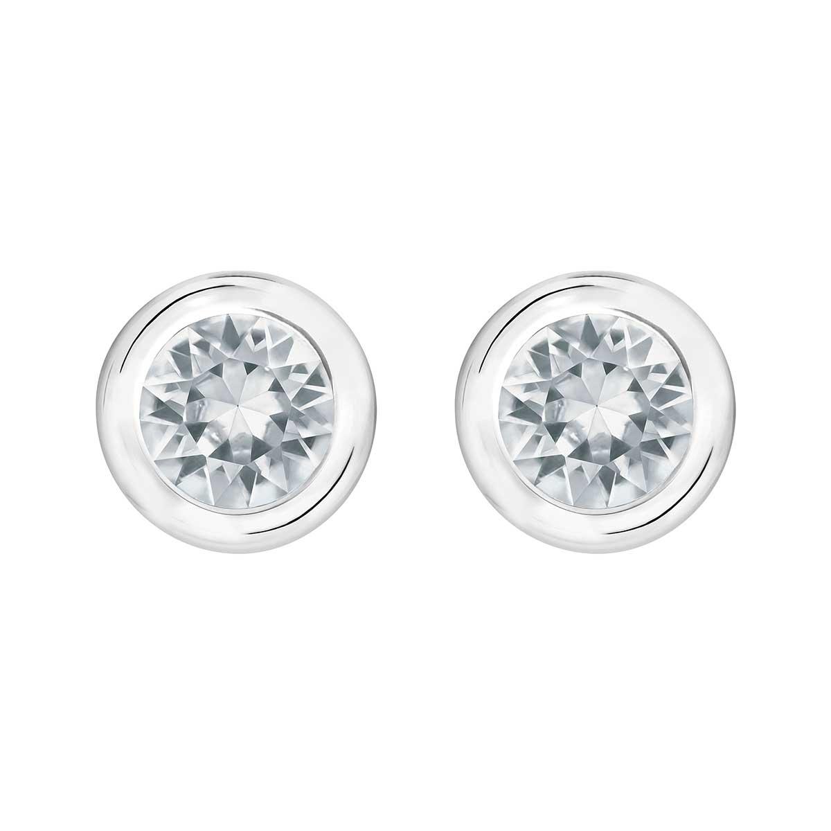 81c5d0785 Swarovski Larger Harley Pierced Earrings: Precious Accents, Ltd.