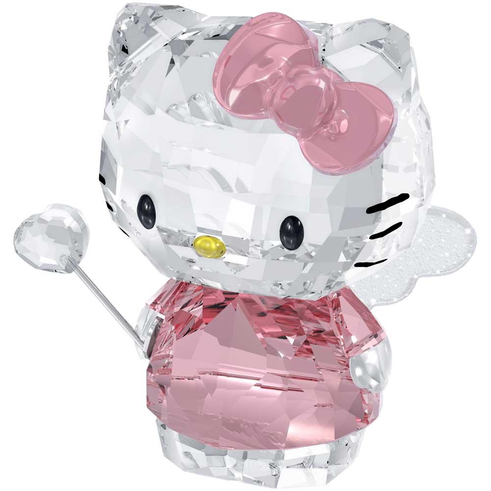 3df8c636d3 Swarovski Hello Kitty Fairy Figurine: Precious Accents, Ltd.