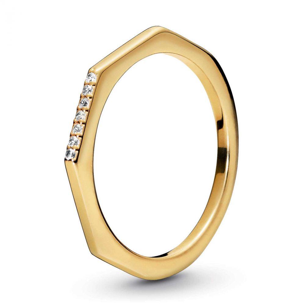 Pandora Multifaceted Ring, Pandora Shine™