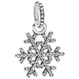 PANDORA Winter Kiss Charm/Pendant