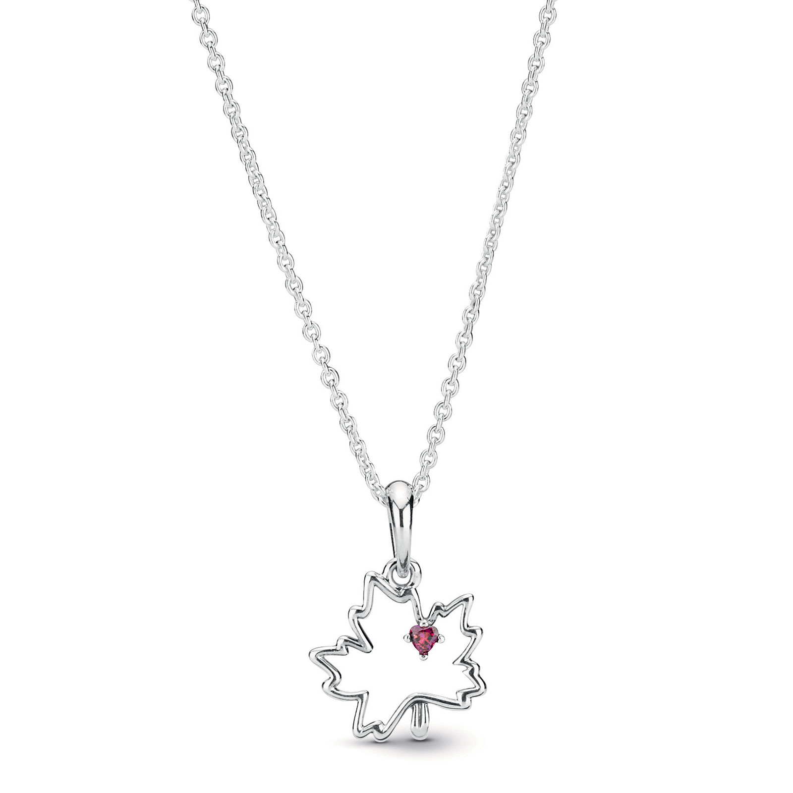 Pandora Symbol Of Canada Necklace Precious Accents Ltd