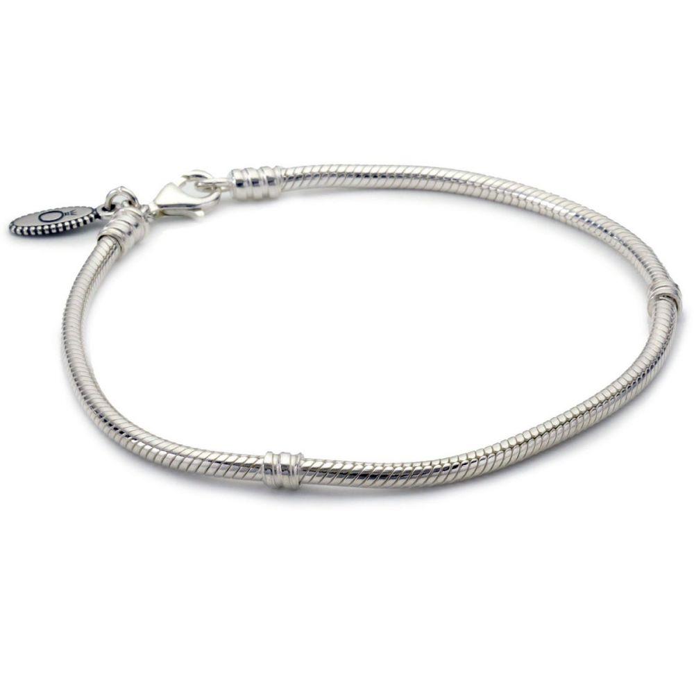 pandora silver bracelets