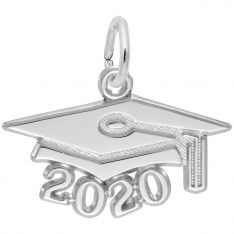 Graduation Diploma Clip on Charm with 201 Charm /& Gift Option Graduation 2019
