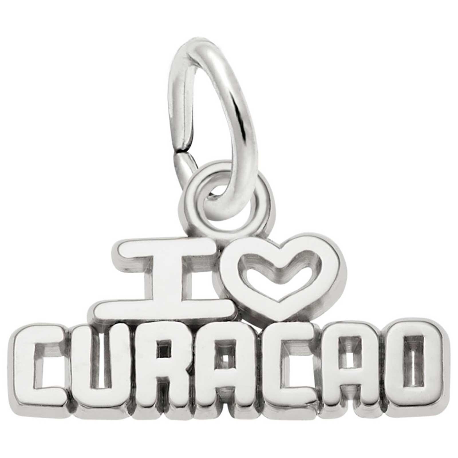 9ce1596f4 Rembrandt Curacao Charm, Sterling Silver: Precious Accents, Ltd.