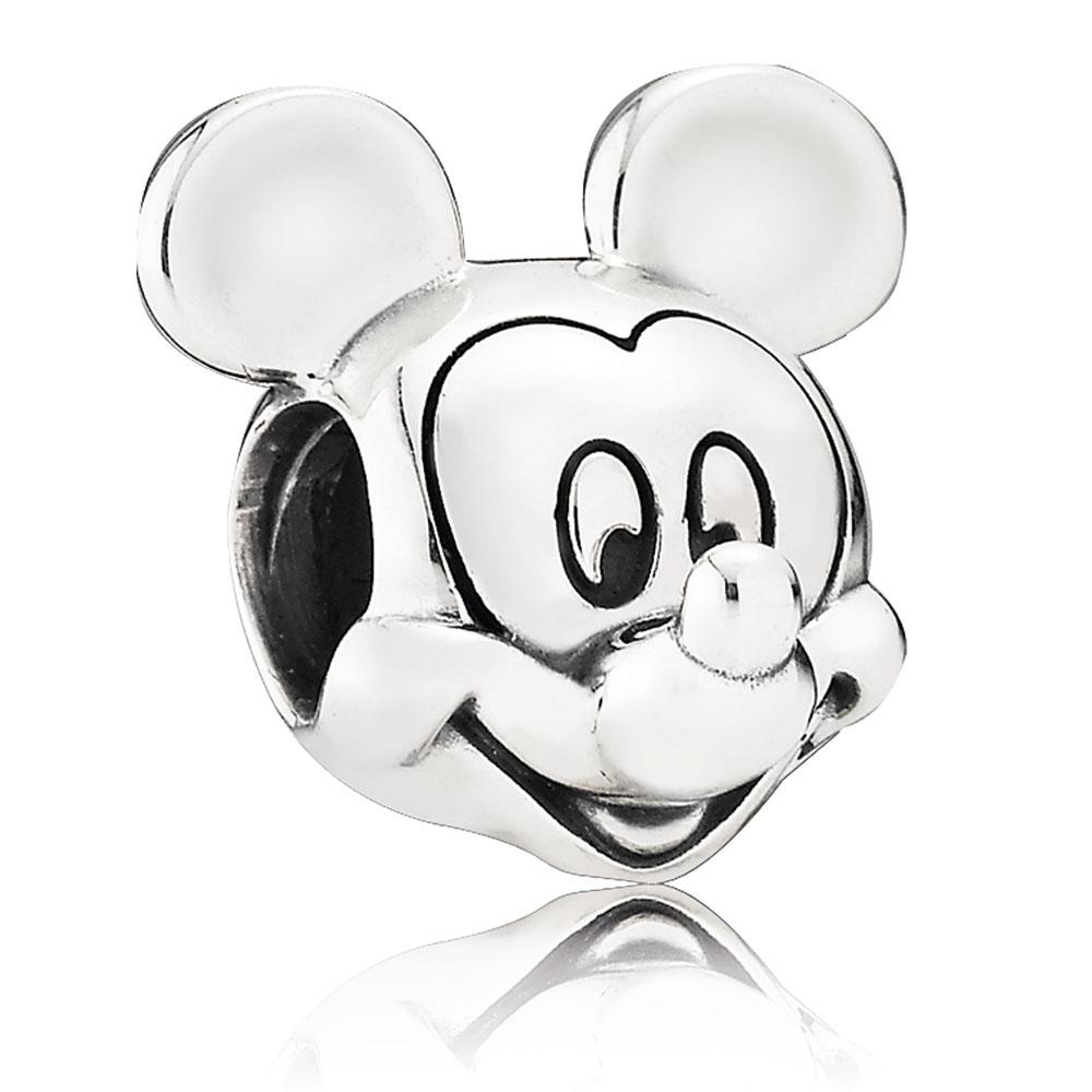 charm pandora disney mickey mouse