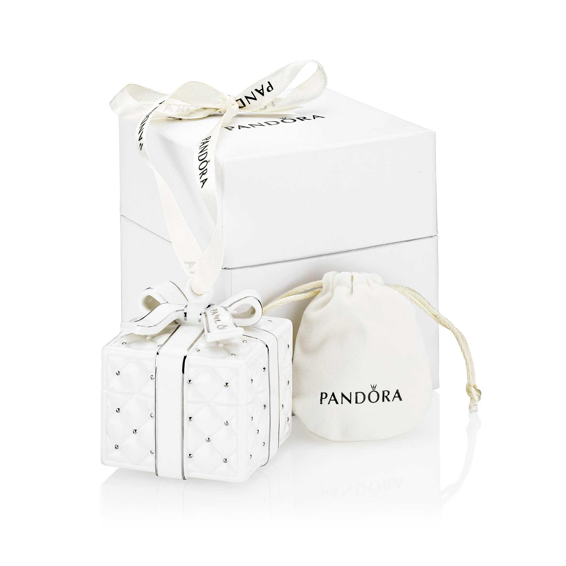 PANDORA 2016 Hidden Gift Ornament