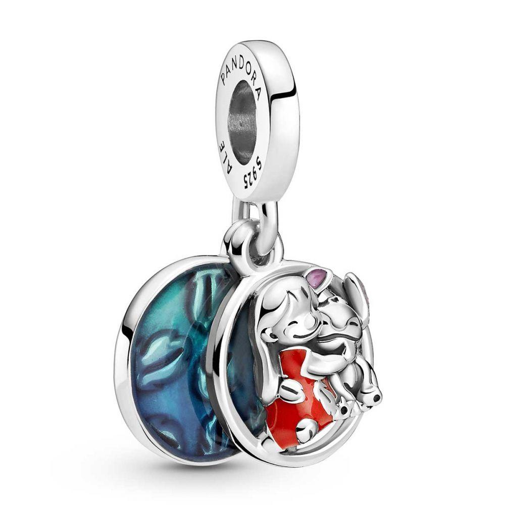 Pandora Disney Lilo & Stitch Family Dangle Charm