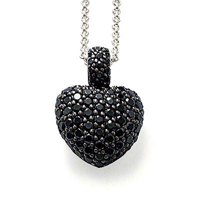 Thomas sabo heart necklace precious accents ltd thomas sabo heart necklace hover to zoom aloadofball Gallery