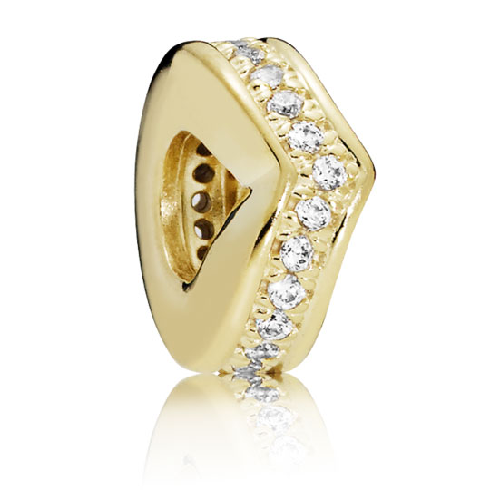 be6284de9 PANDORA Shimmering Wish Charm, PANDORA Shine™: Precious Accents, Ltd.