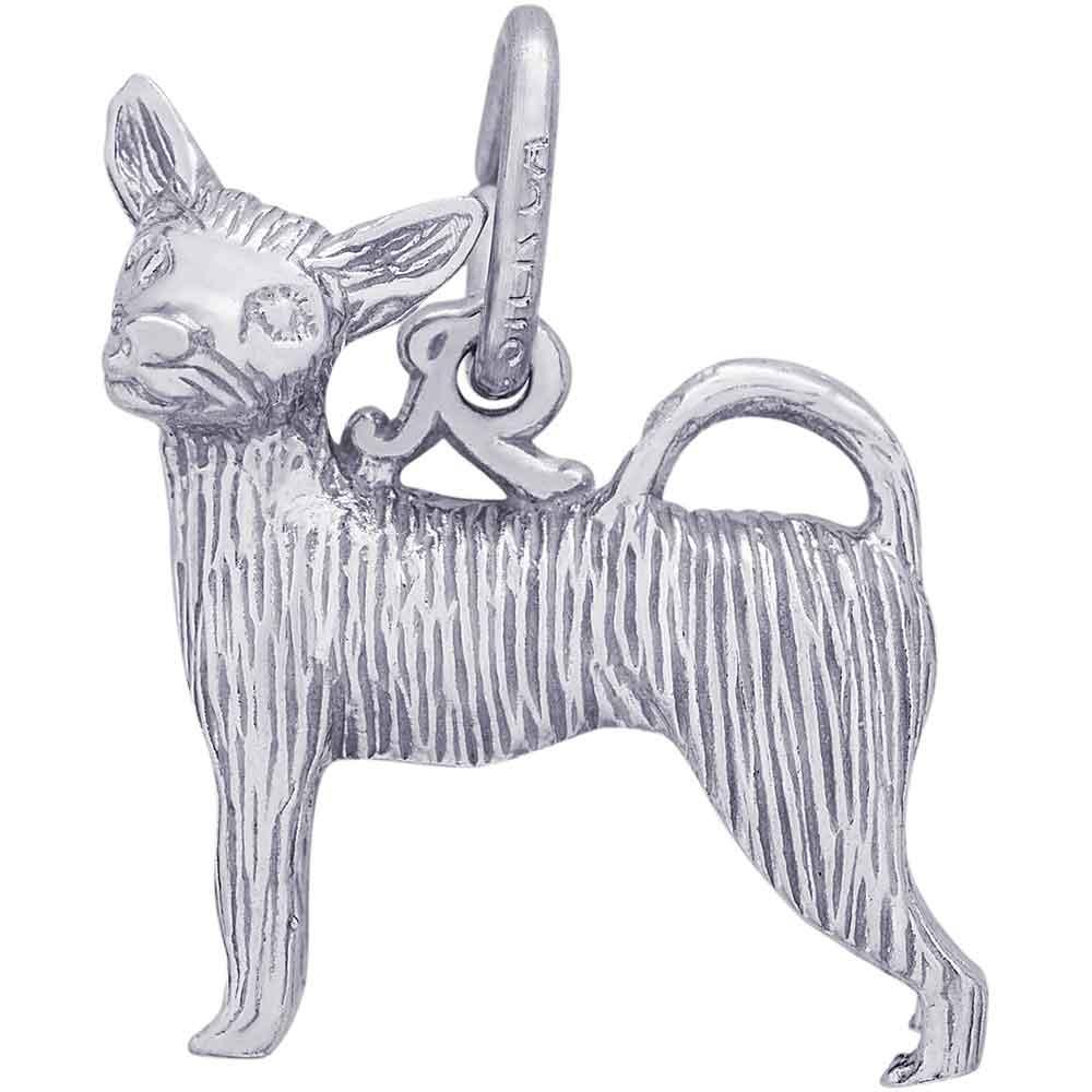 charm pandora chihuahua
