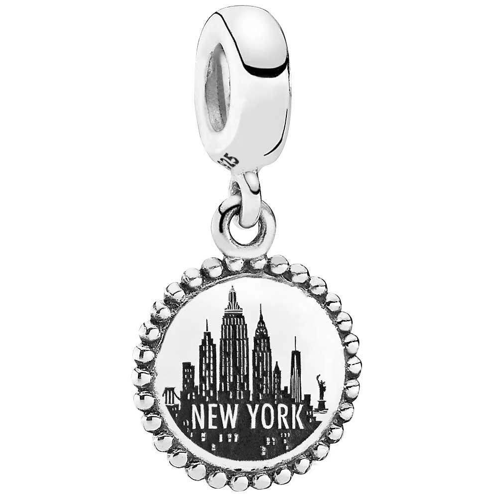pandora new york city unforgettable moment charm precious